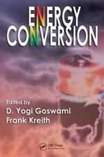 Energy Conversion Hardcover Book Mechanical and Aerospace Engineering Series