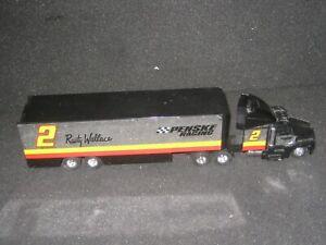 NASCAR RUSTY WALLACE PENSKE RACING #2 1:32 HAULER 1991 RACING CHAMPIONS