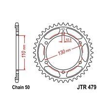 JT 530 45T Rear Sprocket for 09-16 GSXR1000 98-08 YZF R1 06-15 FZ1 JTR479.45ZBK