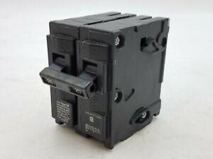 Siemens Q220 Clip On Circuit Breaker 20A 2P 120/240V QP Q-220 20 Amp 2 Pole