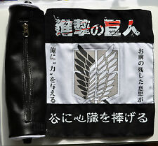 Attack on Titan | The Survey Corps Pencil Case (Perfect School & Office Gift)