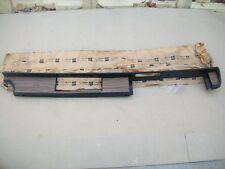 NOS MoPar 1981 1982 83 Omni Horizon Rampage Scamp Woodgrain Dash Bezel Radio