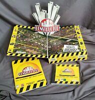 Constructor Original Acclaim Construction Simulator PC Big Box Game - VERY RARE