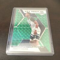 Panini Mosaic NBA Debut Jarret Culver Green Base Timberwolves 2020 RC