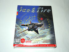 ICE & FIRE new factory sealed big box PC game