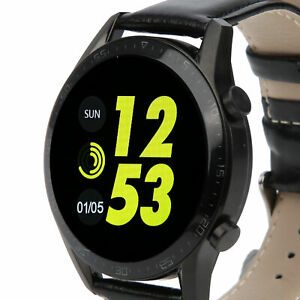 DT21 Portable Smartwatch Weather Report Touching Healthy Manage Watch New