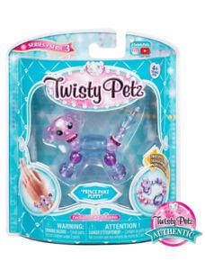 Twisty Petz Series 3: PRINCE PAWZ PUPPY Collectable Bracelet