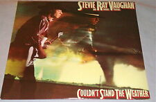STEVIE RAY VAUGHAN COULDN'T STAND THE WEATHER ORIGINAL LP STILL SEALED 1984