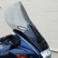 "Honda ST1100 Pan European Grey or clear touring screen 20""tall"
