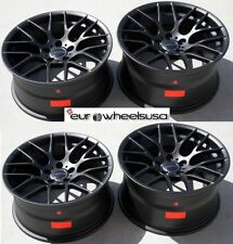 "18"" Avant Garde M359 Wheels For BMW M6 M5 545 550 645 650 845 850 Set of 4 Rims"