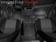 WeatherTech Floor Mats FloorLiner for MB/Dodge Sprinter - 1st Row - Black