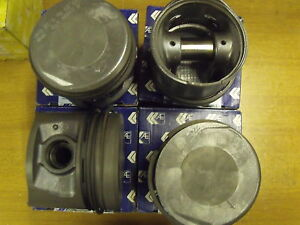 Ford Escort 1.4 CVH CFi AE 23994 pistons x 4 standard size new boxed 1990-1994