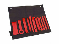 11PC UPHOLSTERY TRIM REMOVAL KIT TOOL SET CAR VAN VEHICLE PANELS DASHBOARD