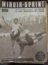 26/11/1951 MIROIR SPRINT francese giornale sportivo, il contenuto da includere: CALCIO: