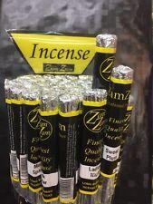 Zamzam Foil Wrapped Long Burning Incense Sticks 5 Packs Of 18 Sticks