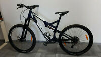 "Specialized Stumpjumper FSR Expert Carbon EVO MTB 650B/27.5"" XL Full Suspension"