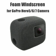 WindSlayer Foam Wind Noise Reduction Cover for Gopro Hero 7/6/5 Compatible