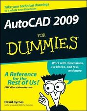 AutoCAD 2009 For Dummies (For Dummies (Computer/Tech))