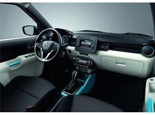 Modanatura azzurra console centrale per Suzuki Ignis 2017