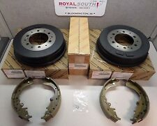 Toyota Tacoma 05 - 15 Rear Shoes, Drums, Wheel Cyl, & Springs Set Genuine OE OEM