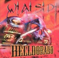 W.A.S.P. - HELLDORADO - LTD.EDITION NEW VINYL RECORD