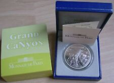 FRANCE 1,50 EURO 2008 UNESCO GRAND CANYON argent