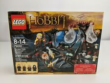 LEGO The Hobbit Escape from Mirkwood Spiders (79001) Complete