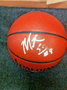 Monte Ellis signed NBA  Basketball Warriors / Bucks