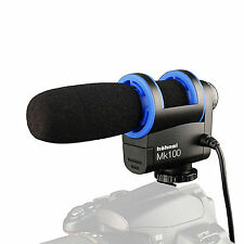 Hahnel Mk100 Uni-Directinal Microphone for DSLR & Video *NEW*