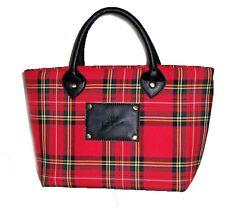 Royal Stewart Tartan Ladies Handbag - Red Tartan HC018