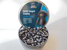 H et N Champ Target TROPHEY .22 x 500 airifle Pellets.