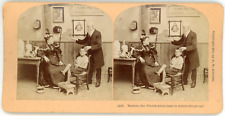 Stereo, B. W. Kilburn, Madam, the Pesidential chair is within his grasp  Vintage