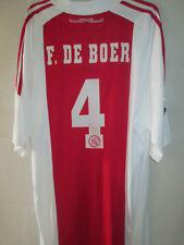 Ajax 2010-2011 Frank De Boer Home Football Shirt Extra Extra Large BNWT /14353