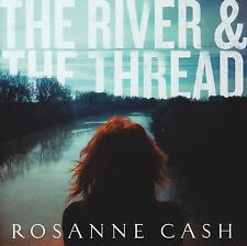 ROSANNE CASH - THE RIVER & THREAD CD ~ SUNKEN LANDS~ETTA'S TUNE~COUNTRY *NEW*