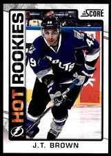 2012-13 Score Hot Rookies J.T. Brown #528
