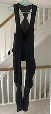 BSC Bodyscience Compression Bib Full Tights Leggings M Medium Black BNWOT OFFERS