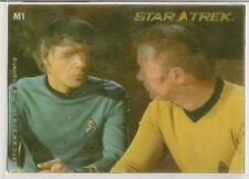Star Trek 40th Anniversary trading cards - M1 Kirk In Motion