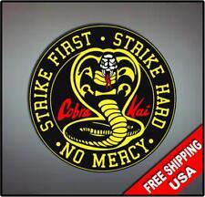 Cobra Kai Vinyl Wall logo Decal Sticker nostalgia Karate Kid