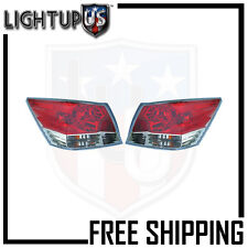 Fits 08-09 HONDA ACCORD 4D TAIL LIGHT/LAMP  Pair (Left and Right Set)