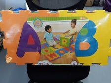 NEW Spark Create Imagine Alphabet Soft Foam Mat ~ Covers up to 28 Square Feet