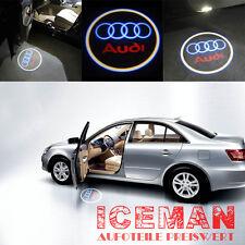 Türleuchten Audi Einstiegslicht A4 B5 - B9 1999 - 2016 A6 4B 4F 4G A5 A7 TT 2012