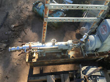 Robins and Meyers Pump type SS Stainless Steel pump