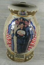 VTG Miller Brewing Company 2002 Norman Rockwell Holiday Collector Stein Mug Beer