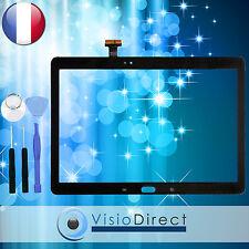 """Vitre ecran tactile pour Samsung Galaxy Tab Pro10.1"""" T520 noir +adhésif +outils"""