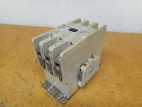 Cutler-Hammer C25HNE3120 Ser A1 Contactor 3PH 120A 600V 9-2756-5 Coil 208V Used