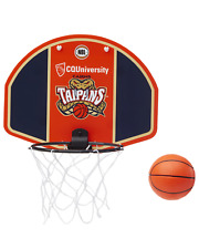 Cairns Taipans 19/20 Official Nbl Mini Basketball Backboard Ring Hoops