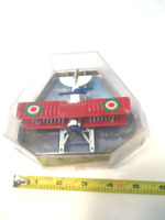 "EDISON AIR LINE 1916 Ansaldo Sopwith ""Baby"" WW 1 Fighter Plane biplane Italy"