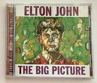 Elton John : The Big Picture CD.