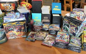 Lot de 40 cartes Pokemon françaises pas de double 100% sortie de boosters