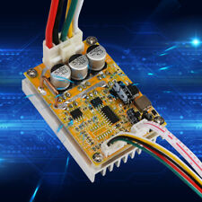 5V-36V 350W DC Brushless Motor Controller BLDC PWM Driver Board w/power cable SG